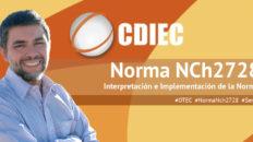 Serie Interpretación E Implementación De La Norma NCh2728