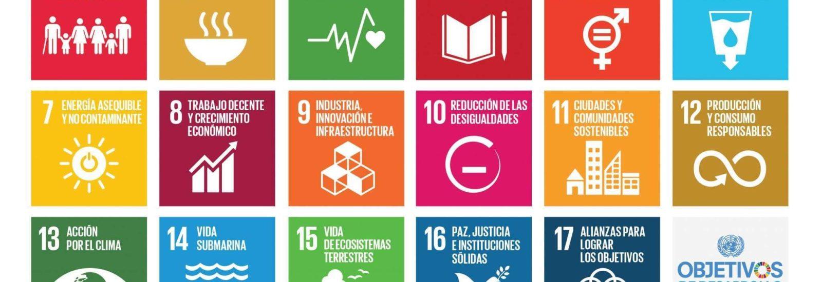 Agenda 2030 y Objetivos de Desarrollo Sostenible