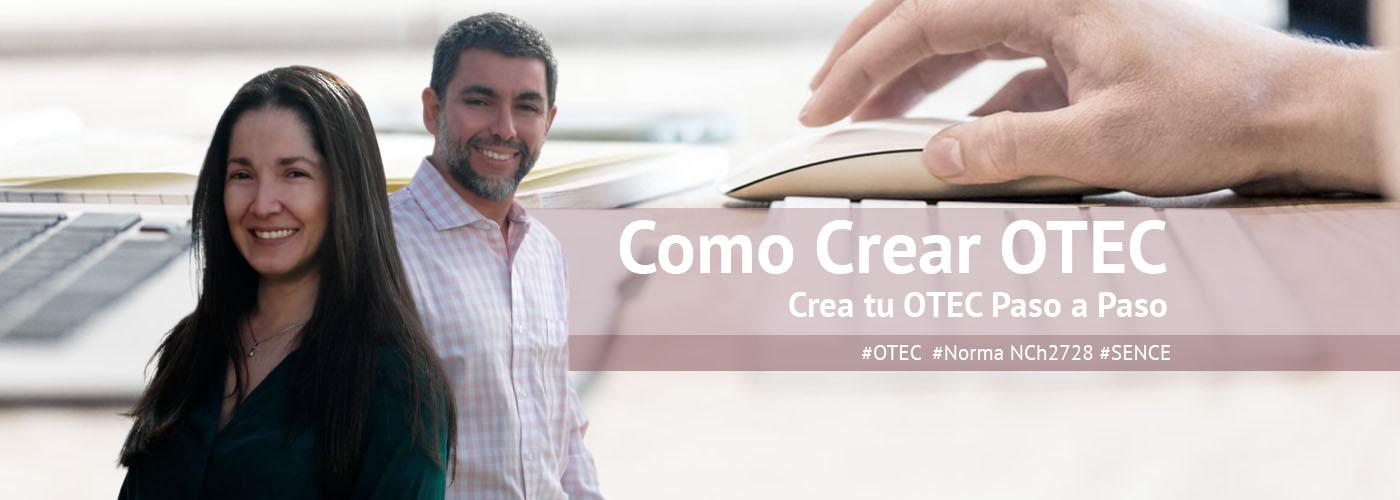 Portada Serie Cómo Crear OTEC