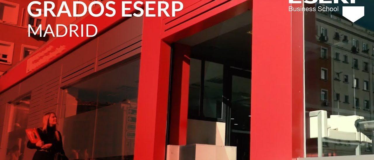 Escuela De Negocios ESERP Con Power BI