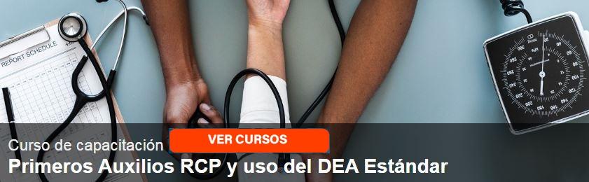 curso RCP DEA