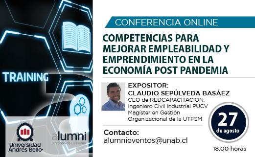 Competencias Para Mejorar Empleabilidad Y Emprendimiento En La Economía Post Pandemia
